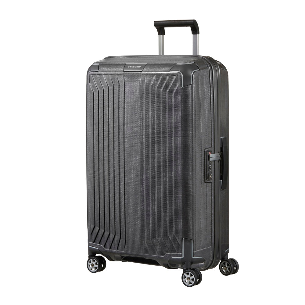 Maleta Rígida Lite-Box Spinner 75/28 Grey L