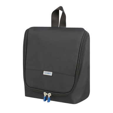 Necessaire Global Travel Accessories Hanging Toiletry Kit Black
