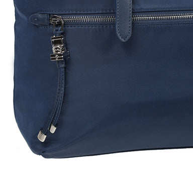 Bolso Fashion City Shopping Bag M With Laptop Com Noche Azul