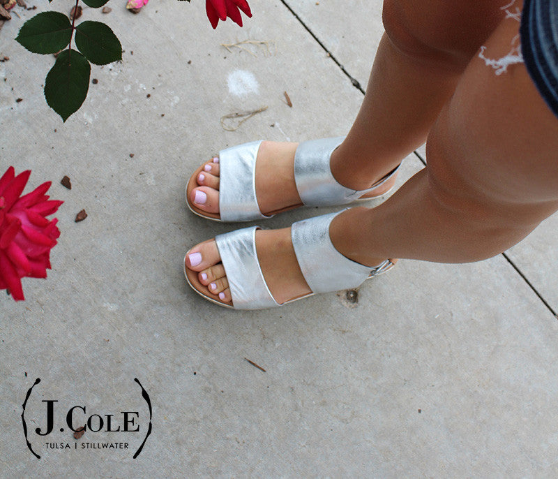 Gentle Souls Lori Sandals