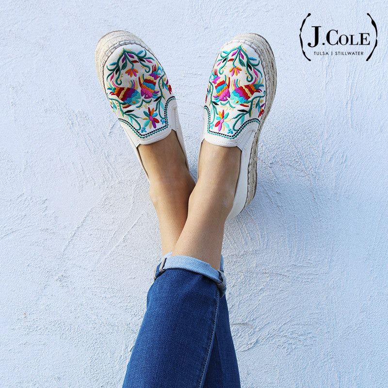 aa40f442be4b The Trending Ticket  Espadrilles Style Guide – J. Cole Shoes