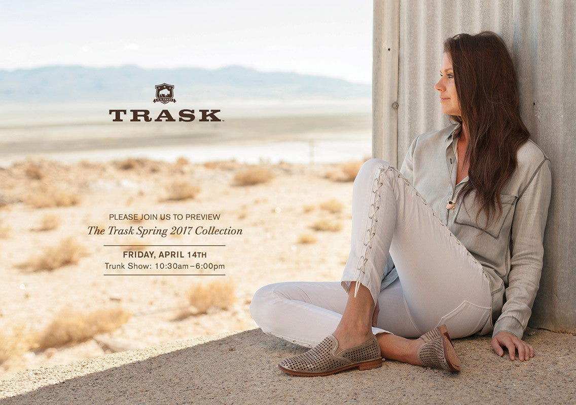2017 Trask Spring Summer Trunk Show