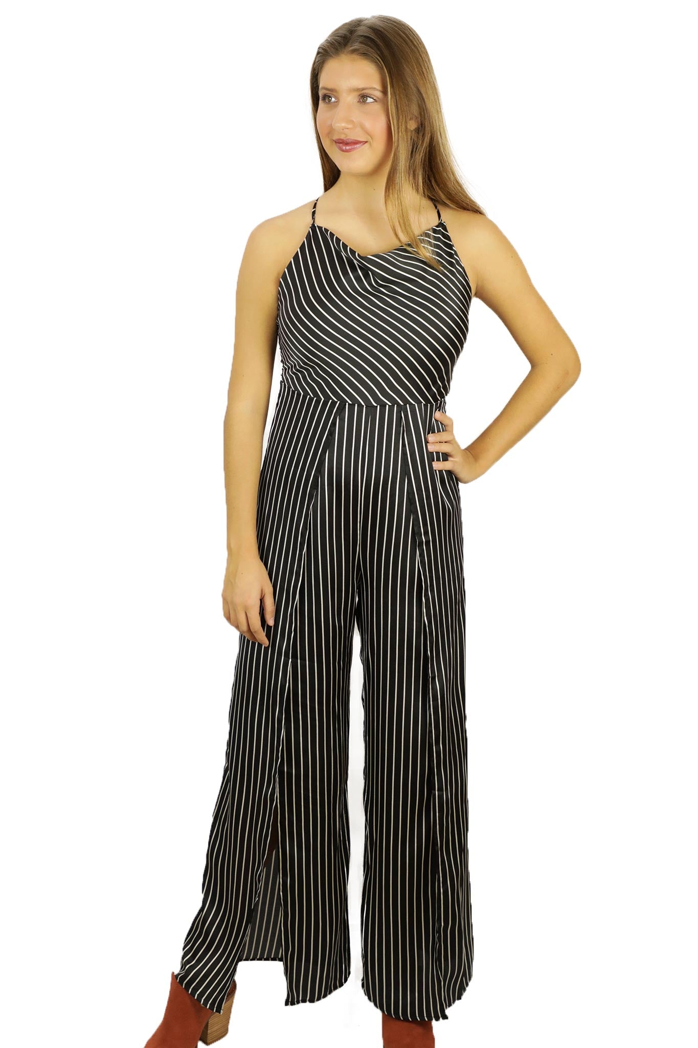 Hit the Road Jumpsuit