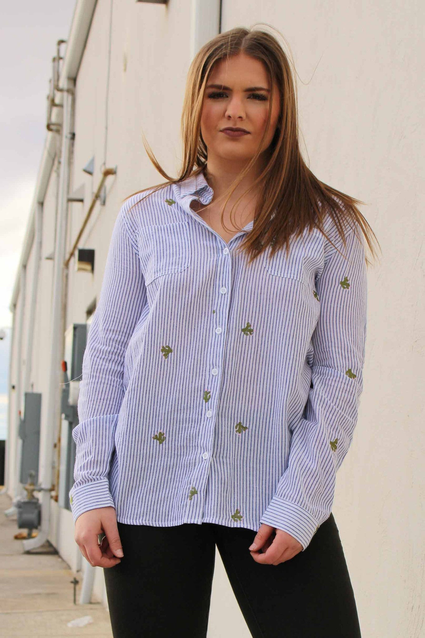 Briar Button Down