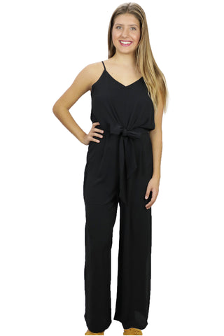 Knotted Ideas Jumpsuit
