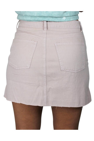 Roland Denim Skirt