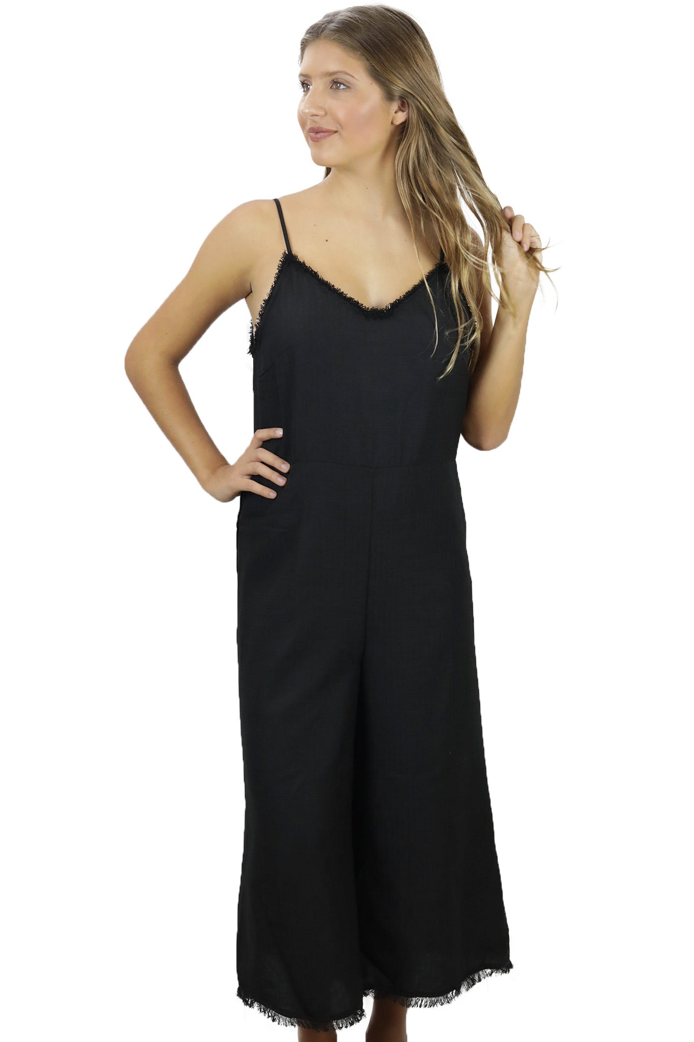 Loose Memories Jumpsuit