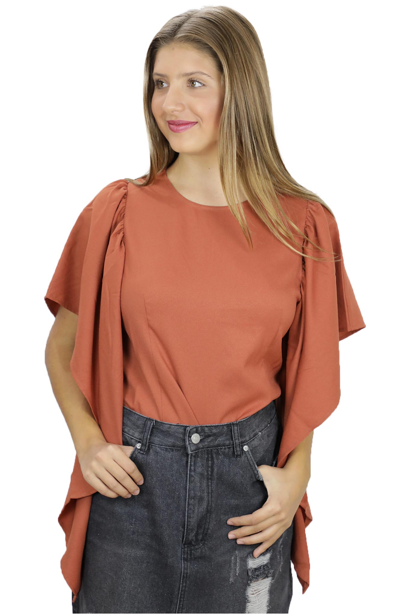 Butterfly Day Top