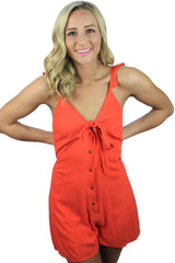 Blast From the Past Romper