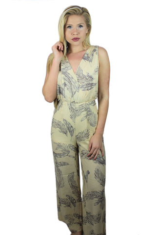 To The Tropics Jumpsuit