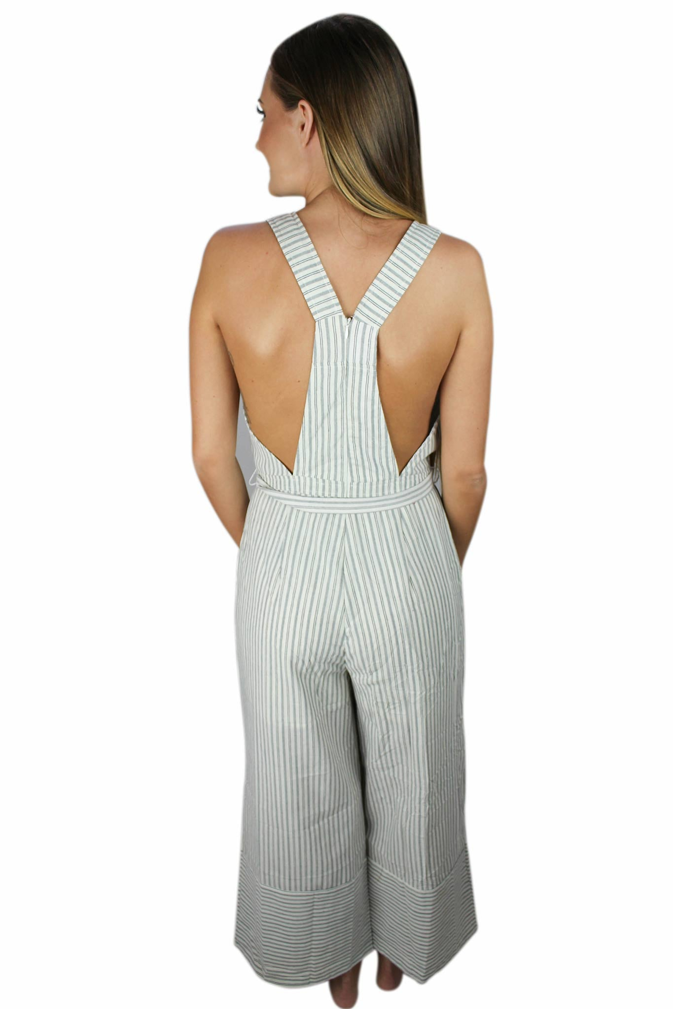 Thinking About The Past Jumpsuit