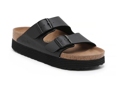 Arizona platform sandal from Papillio by Birkenstock