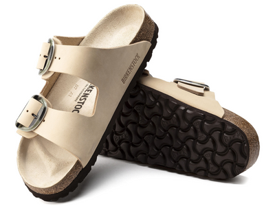 Birkenstock: Arizona Big Buckle Almond