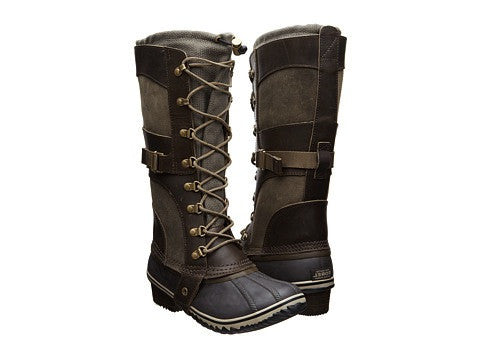SOREL CONQUEST CARLY CAMO BROWN