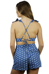 Polka Dot Love Romper