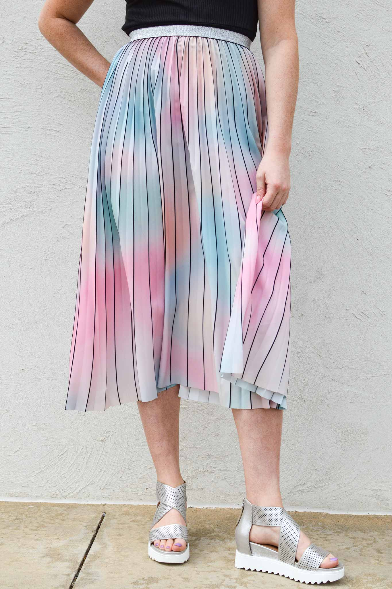 Cotton Candy Midi