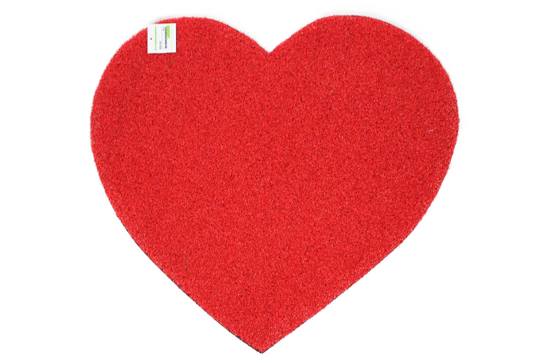 Heart Shaped Doormat