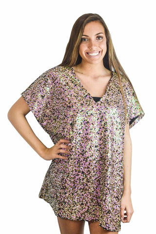 Disco Ball Tunic