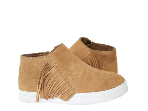 Fringe Hightop Shoe
