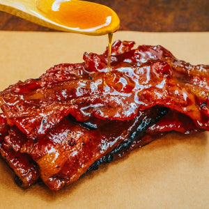 Honey JUMBO Bacon Bak Kwa