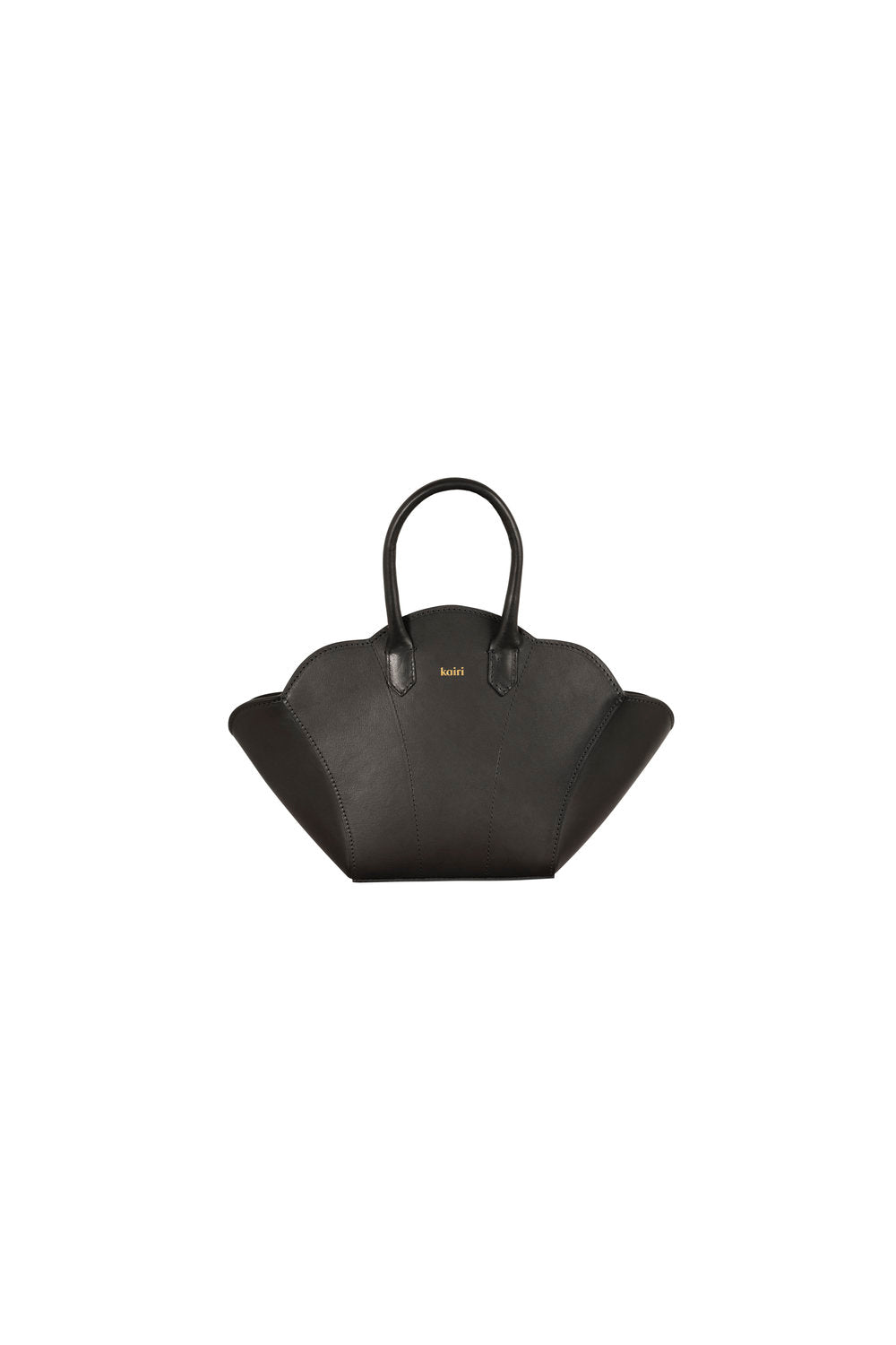 Vegan Shellbag - onyx