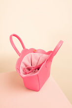 Load image into Gallery viewer, Mini Shellbag - coral pink