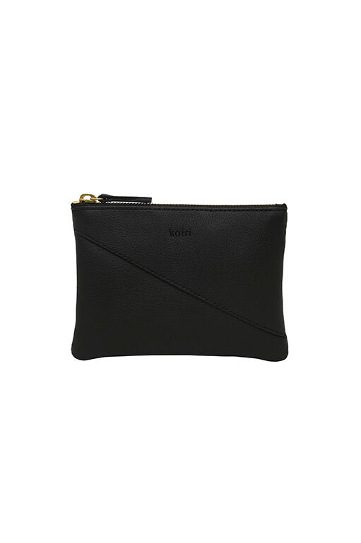 Vegan Bias Purse - black