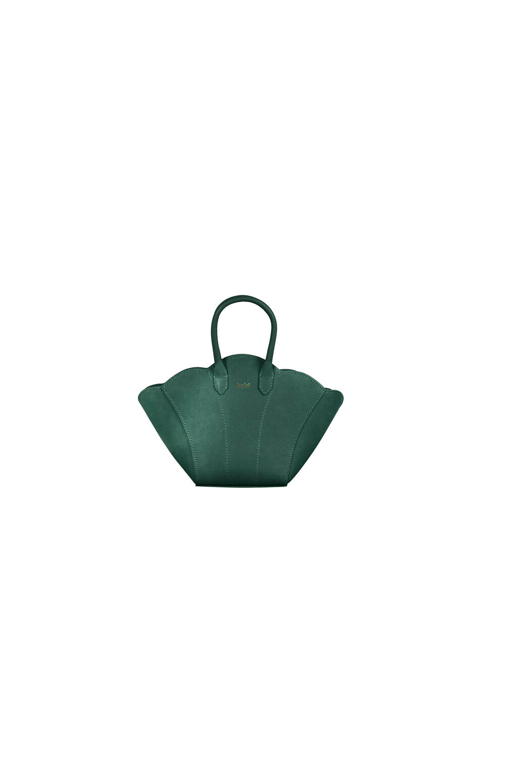 Mini Shellbag - forest green