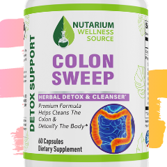 Colon Sweep Supplements