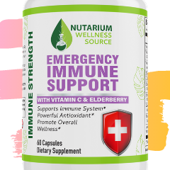 Emergency Immume Support – Dietary Supplement