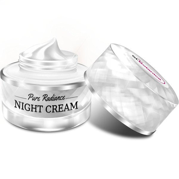 Pure Radiance Night Face Cream, 50g