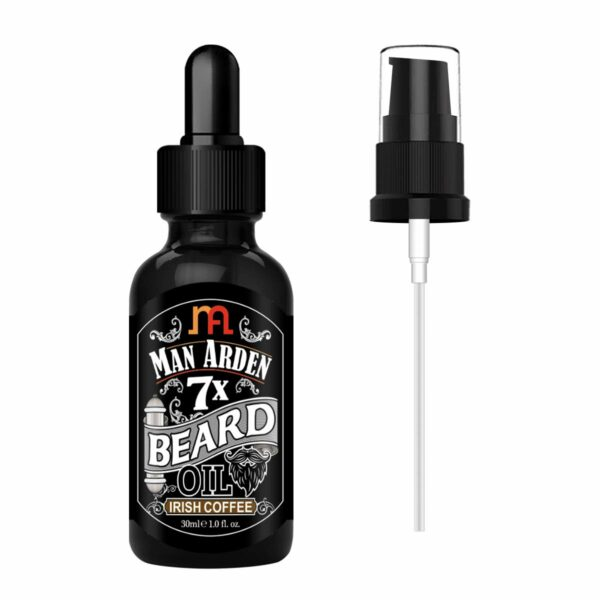 7X Beard Oil 30ml (Irish Coffee)