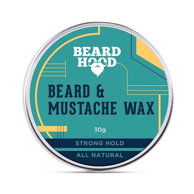 Beard and Mustache Wax, 30gm