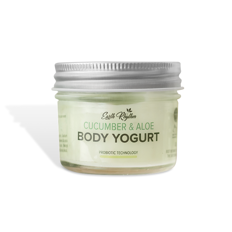 ALOE CUCUMBER BODY YOGURT - Earth Rhythm