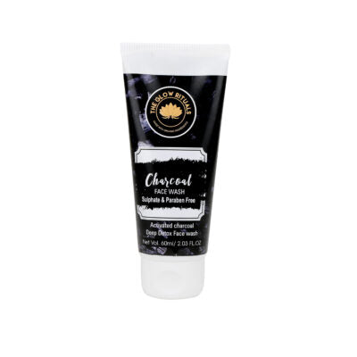 The Glow Rituals Charcoal Face Wash