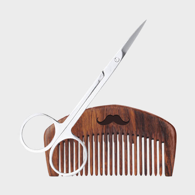 Comb and Beard Scissor