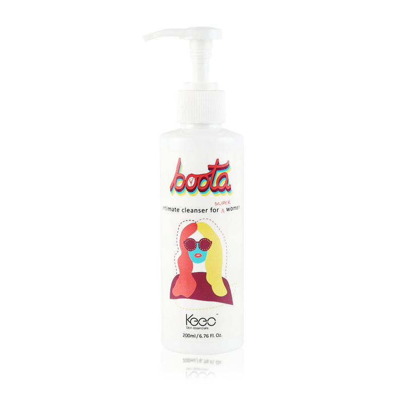 Boota Intimate Cleanser for women