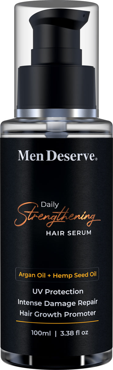 Men Deserve Daily Strengthening Hair Serum (100ml)