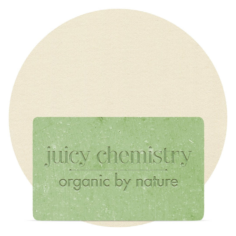 Lime, Ginger & Rice Organic Cold Pressed Soap