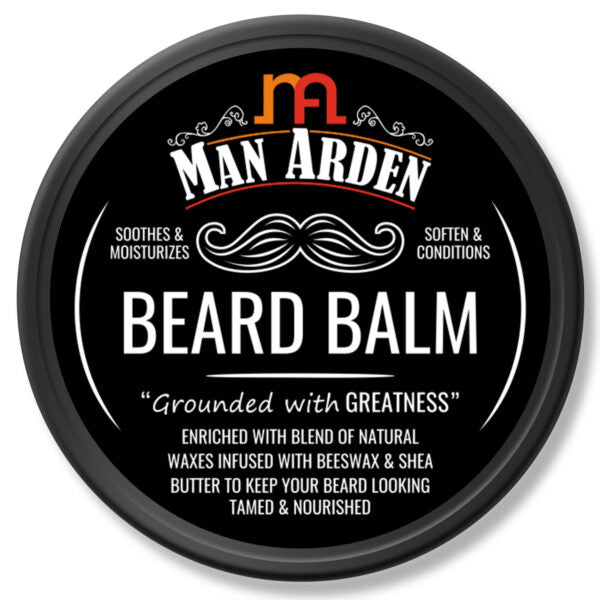 Beard Balm – Soften & Moisturizes Beard, 50gm