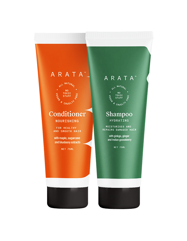 Arata Damage Repair Duo 75 ML