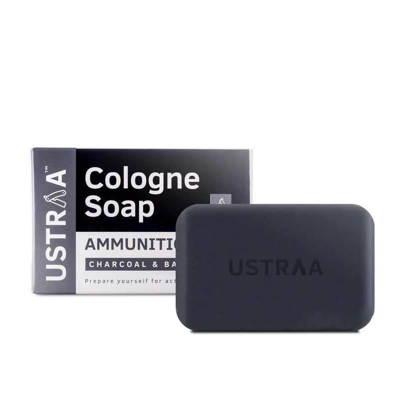 Ammunition Cologne Soap - Pack of 3