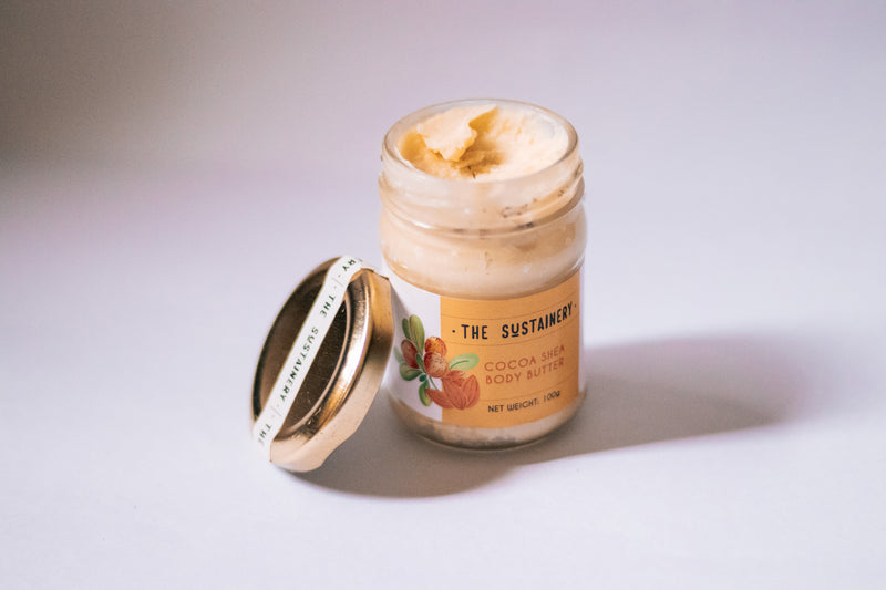 The Sustainery Cocoa Shea Body Butter