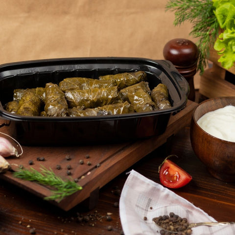 Authentic Dolma Recipe (Stuffed Grape Leaves)