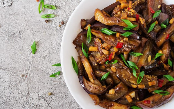 You Can Lose Weight More Easily By Eating Fried Eggplant Puree