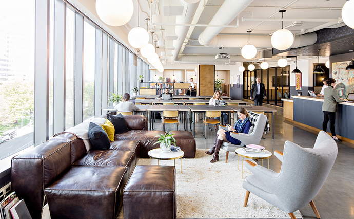 Office Trends: Is WeWork a fad?