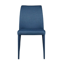 Load image into Gallery viewer, Set of Two Blue Polyester Guest / Conference Chairs
