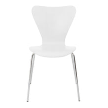 Load image into Gallery viewer, Stylish Conference or Guest Chair with White Finish (Set of 4)
