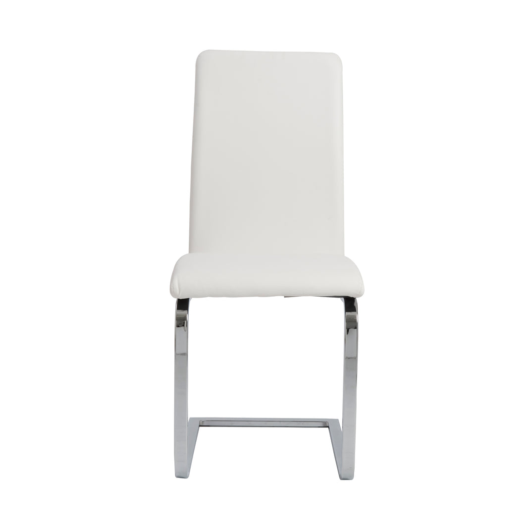 Great White Guest or Conference Chair (Set of 2)