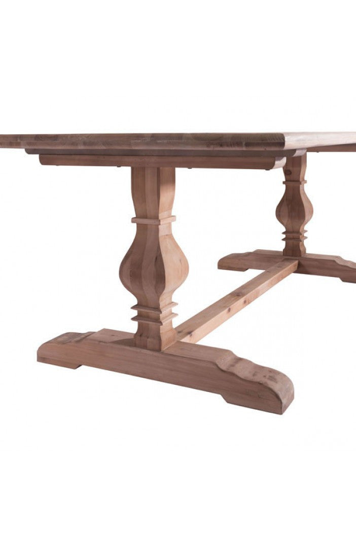 Urban Farmhouse Solid Wood Conference Table ComputerDeskcom - Farmhouse conference table